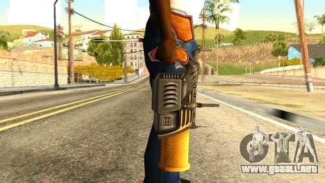 Grenade Launcher from Redneck Kentucky para GTA San Andreas tercera pantalla