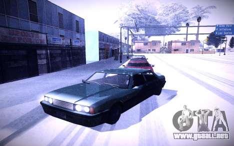 Sunny 2 ENBSeries para GTA San Andreas tercera pantalla