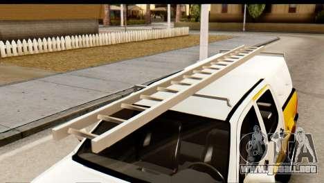 Toyota Hilux Meraclo Utility 2010 para la visión correcta GTA San Andreas
