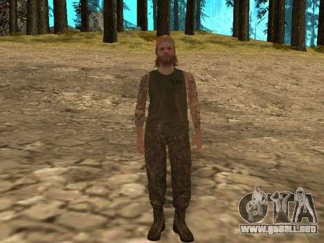 Cletus Ewing de GTA V para GTA San Andreas