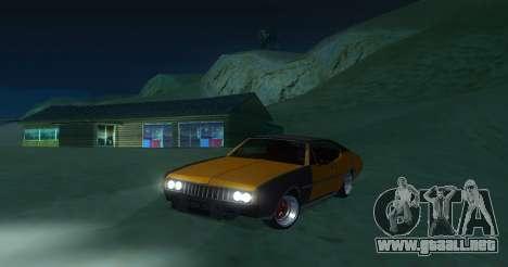 Clover JDM para GTA San Andreas left