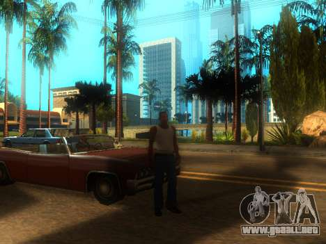ENB by Dream v.03 para GTA San Andreas tercera pantalla