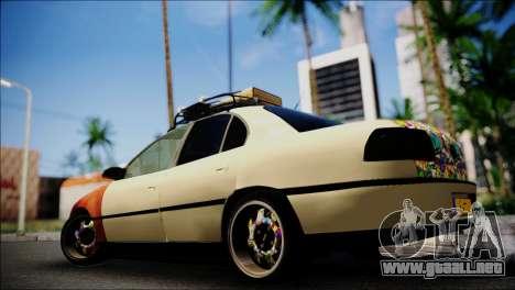 Opel Omega RAT para GTA San Andreas left