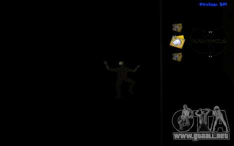 C-HUD Wu-Tang para GTA San Andreas