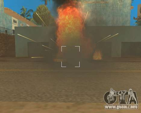 Effect Mod 2014 By Sombo para GTA San Andreas séptima pantalla