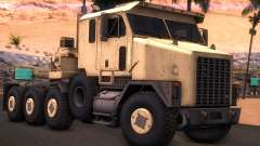 Oshkosh M1070 HET Tank Transporter para GTA San Andreas