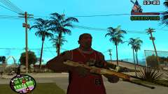 AWP Dragon Lore CS:GO para GTA San Andreas