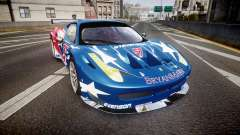 Ferrari 458 GT2 Stevenson Racing