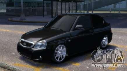 VAZ 2172 R17 para GTA 4