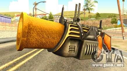 Grenade Launcher from Redneck Kentucky para GTA San Andreas