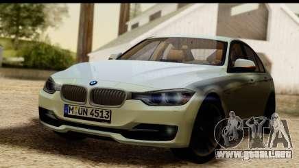 BMW 335i E92 2012 para GTA San Andreas