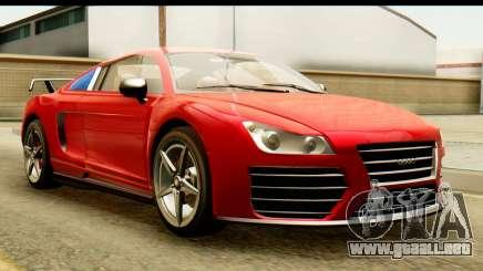 GTA 5 Obey 9F Coupe SA Mobile para GTA San Andreas
