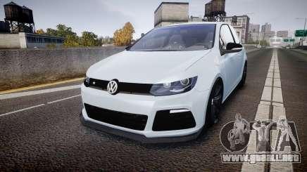 Volkswagen Golf R para GTA 4