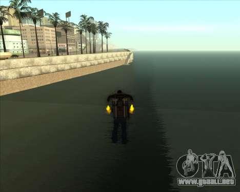 Realistic Water ENB para GTA San Andreas tercera pantalla