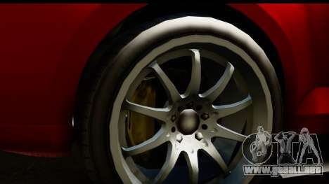 GTA 5 Maibatsu Penumbra IVF para la visión correcta GTA San Andreas