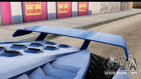 GTA 5 Pegassi Zentorno v2 para la visión correcta GTA San Andreas