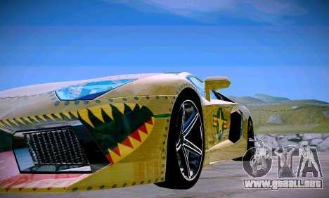 ANCG ENB para PC de bajos para GTA San Andreas séptima pantalla