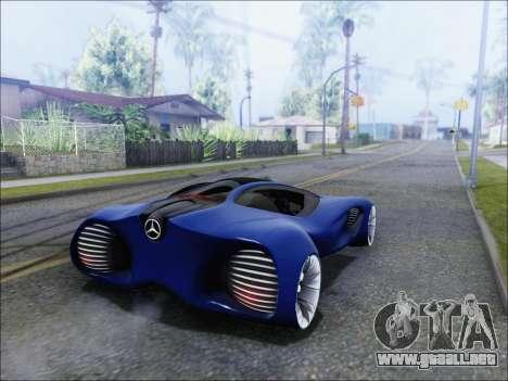 Mercedes-Benz Biome para GTA San Andreas left