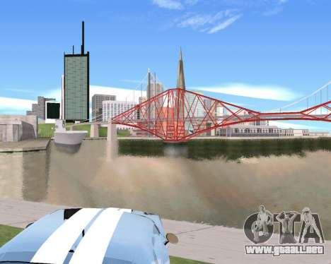 HDX ENB Series para GTA San Andreas segunda pantalla
