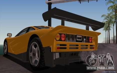 ENB for Tweak PC para GTA San Andreas quinta pantalla