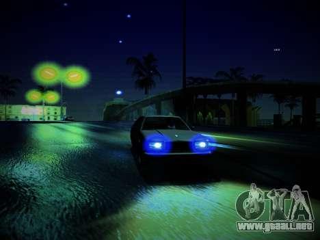 ENB 2.0.4 by Nexus para GTA San Andreas quinta pantalla