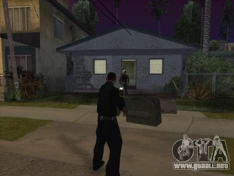 CABLE para GTA San Andreas séptima pantalla