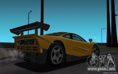 ENB for Tweak PC para GTA San Andreas sexta pantalla