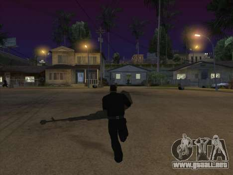 CABLE para GTA San Andreas sucesivamente de pantalla
