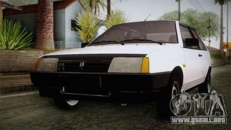 VAZ 2108 Escorrentía para GTA San Andreas