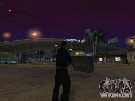 CABLE para GTA San Andreas quinta pantalla