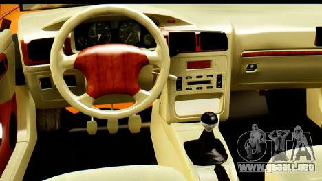 Ikco Samand Tuning para la visión correcta GTA San Andreas
