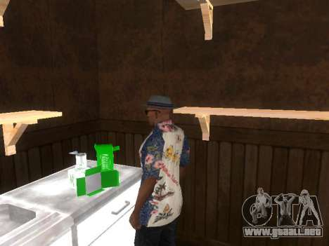 Piggy 1.0 para GTA San Andreas tercera pantalla