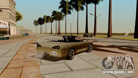 DLC garaje de GTA online de la marca nueva de tr para GTA San Andreas décimo de pantalla
