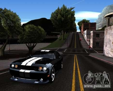 HDX ENB Series para GTA San Andreas tercera pantalla
