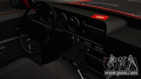 АЗЛК 412 URSS Autosport para la visión correcta GTA San Andreas