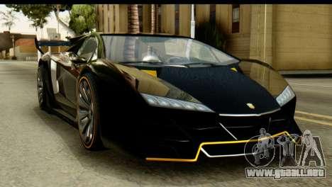 GTA 5 Pegassi Zentorno v2 SA Mobile para GTA San Andreas