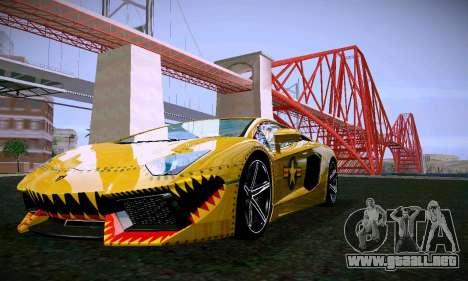 ANCG ENB para PC de bajos para GTA San Andreas décimo de pantalla