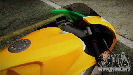 GTA 5 Bati Indian para la visión correcta GTA San Andreas