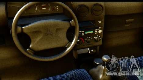 Ford Festiva Tuning para la visión correcta GTA San Andreas