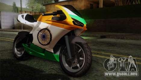 GTA 5 Bati Indian para GTA San Andreas