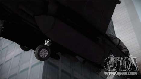 F-15 (Battlefield 2) para la visión correcta GTA San Andreas