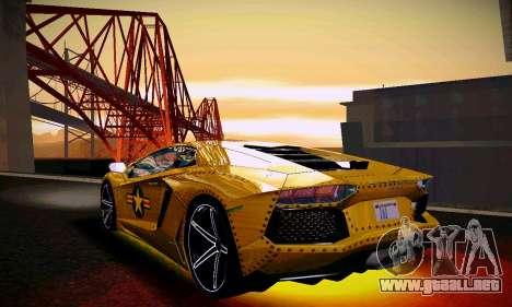 ANCG ENB para PC de bajos para GTA San Andreas twelth pantalla