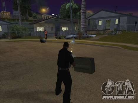 CABLE para GTA San Andreas sexta pantalla