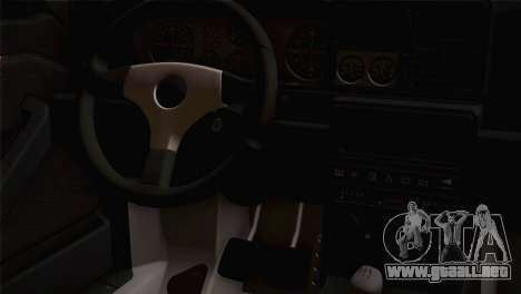 Lancia Delta EVO para la visión correcta GTA San Andreas