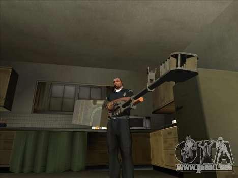 CABLE para GTA San Andreas tercera pantalla