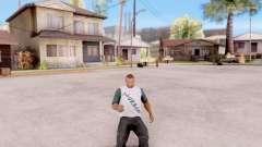 Real animaciones de GTA 5 para GTA San Andreas