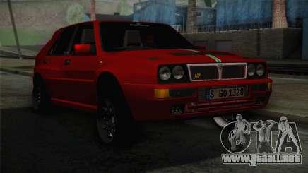 Lancia Delta EVO para GTA San Andreas