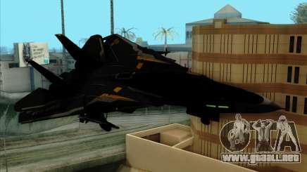 F-14 Black Storm para GTA San Andreas