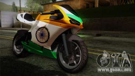 GTA 5 Bati Indian para GTA San Andreas