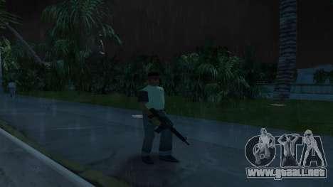 Nuevas armas, las pandillas para GTA Vice City sucesivamente de pantalla